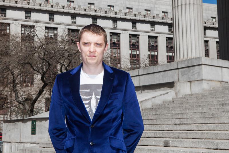 Дмитрий Насковец через полгода после освобождения из американской тюрьмы. Фото: из личного архива