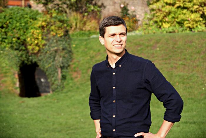 Основатель, CEO и CTO NWave Юрий Бирченко. Фото: из личного архива.
